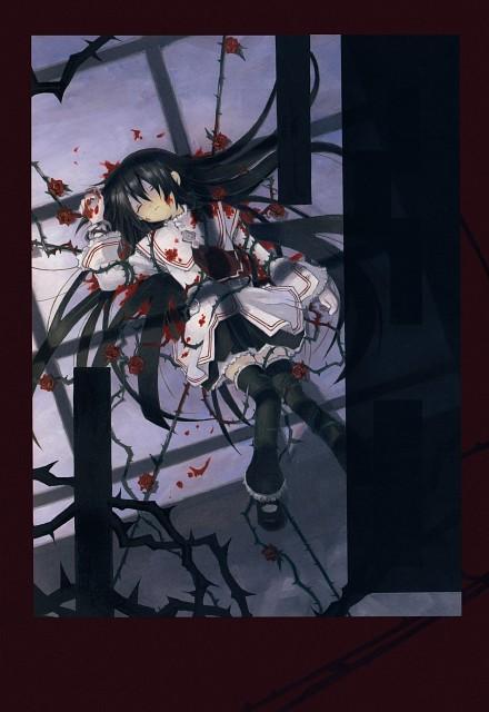 Jun Mochizuki, Crimson Shell, Pandora Hearts ~odds and ends~, Claudia