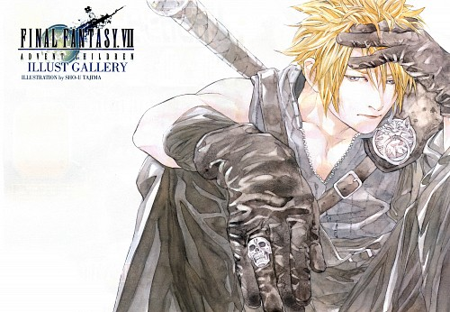 Sho-u Tajima, Final Fantasy VII: Advent Children, Cloud Strife