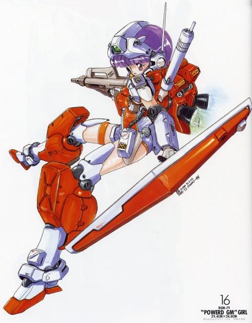 Sunrise (Studio), Mobile Suit Gundam MS Girls