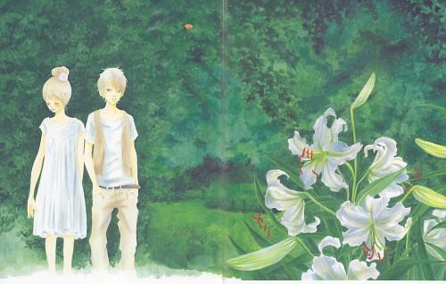 Yuuki Obata, Bokura ga Ita, Motoharu Yano, Nanami Takahashi, Manga Cover