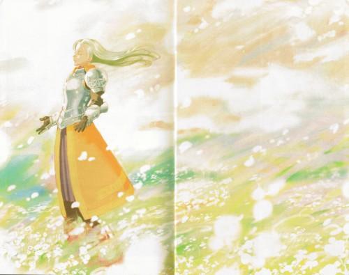Aki Shimizu, Konami, Suikoden III, Chris Lightfellow
