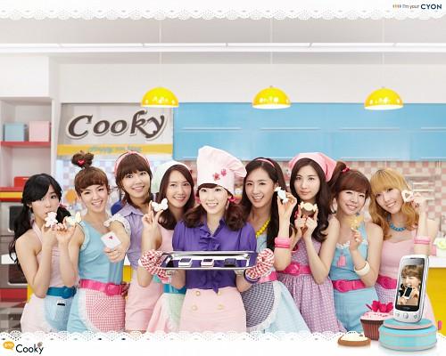Sunny, Sooyoung, Jessica, Girls Generation, HyoYeon