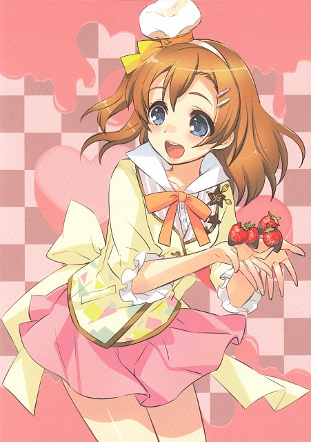 Noizi Ito, Choco+Chokolate*, Love Live! School Idol Project, Honoka Kosaka, Doujinshi