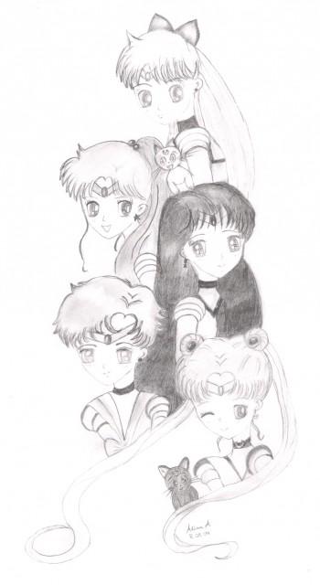 Naoko Takeuchi, Toei Animation, Bishoujo Senshi Sailor Moon, Sailor Mars, Sailor Moon