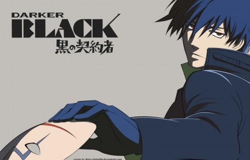 Yuji Iwahara, BONES, Darker than Black, Hei, Vector Art