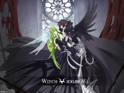 Sunrise (Studio), Lelouch of the Rebellion, Lelouch Lamperouge, C.C., Vector Art Wallpaper