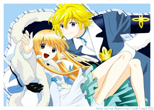 CLAMP, Tsubasa Reservoir Chronicle, Chii, Fay D. Flourite, Vector Art