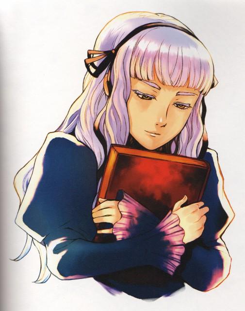 Eiji Kaneda, Sousei no Aquarion, Aquarion Illustrations: Eiji Kaneda Art Works, Rena Rune
