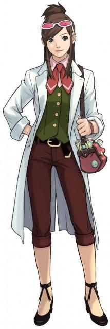 Capcom, Ace Attorney, Ema Skye