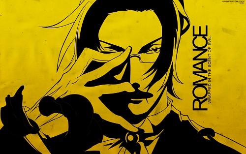 Yana Toboso, A-1 Pictures, Kuroshitsuji, Claude Faustus Wallpaper