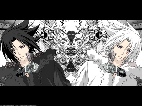 Katsura Hoshino, TMS Entertainment, D Gray-Man, Allen Walker, Crown Clown Wallpaper