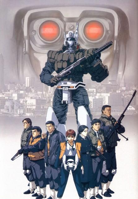 Masami Yuki, Madhouse, Patlabor: The Mobile Police, Kurosaki (Patlabor), Isao Ota