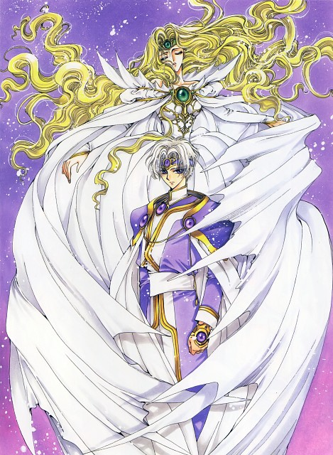 CLAMP, TMS Entertainment, Magic Knight Rayearth, CLAMP North Side, Eagle Vision