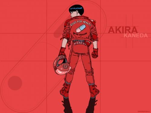Katsuhiro Otomo, Akira, Shotaro Kaneda Wallpaper