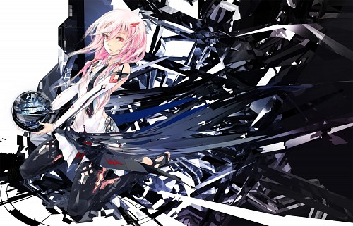 redjuice, Production I.G, GUILTY CROWN, GUILTY CROWN - redjuice's Notebook, Inori Yuzuriha