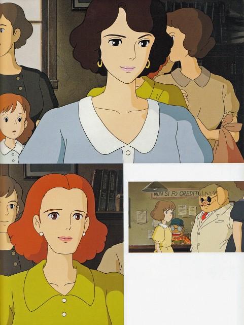 Hayao Miyazaki, Studio Ghibli, Porco Rosso, The Art of Porco Rosso, Porco