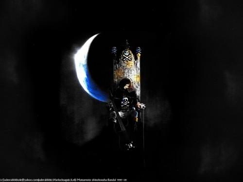 Reiji Matsumoto, Toei Animation, Captain Harlock, Phantom Harlock Wallpaper
