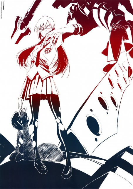 Khara, Gainax, Neon Genesis Evangelion, Makinami Mari Illustrious