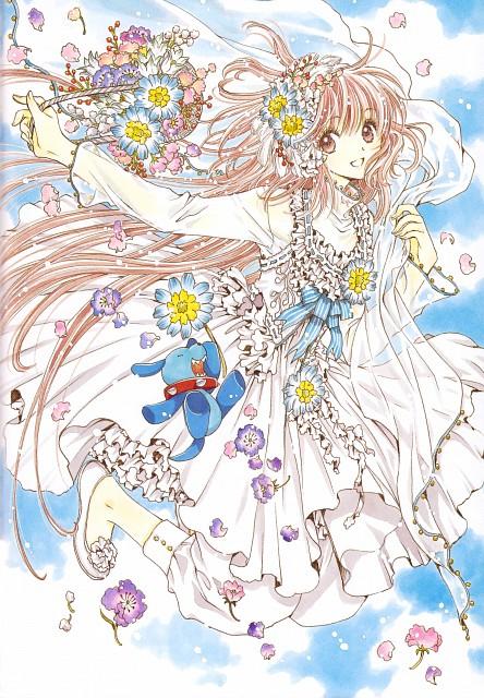CLAMP, Madhouse, Kobato, Kobato. Illustration&Memories, Kobato Hanato