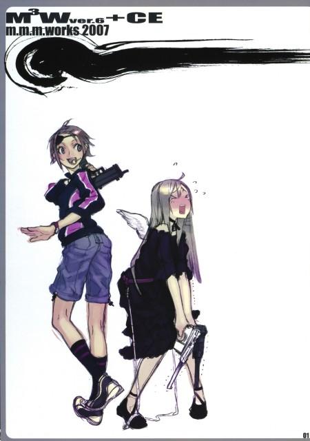 Miwa Shirow, Dogs: Bullets and Carnage, Nill, Mimi (Dogs: Bullets And Carnage)