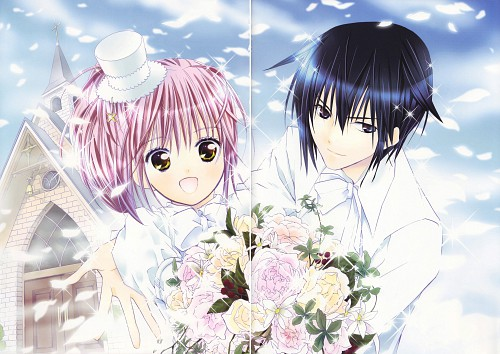 Peach-Pit, Satelight, Shugo Chara, Shugo Chara! Illustrations 2, Ikuto Tsukiyomi