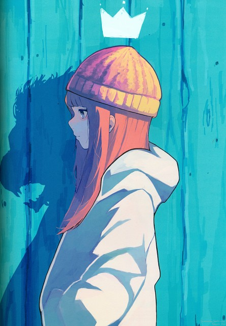 Nanakawa, Illustration 2017, Pixiv, Original
