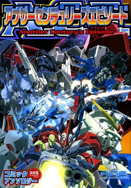 Sunrise (Studio), Mobile Suit Gundam Char's Counterattack, Mobile Suit Gundam - Universal Century, Mobile Suit Gundam Wing, Mobile Suit Zeta Gundam
