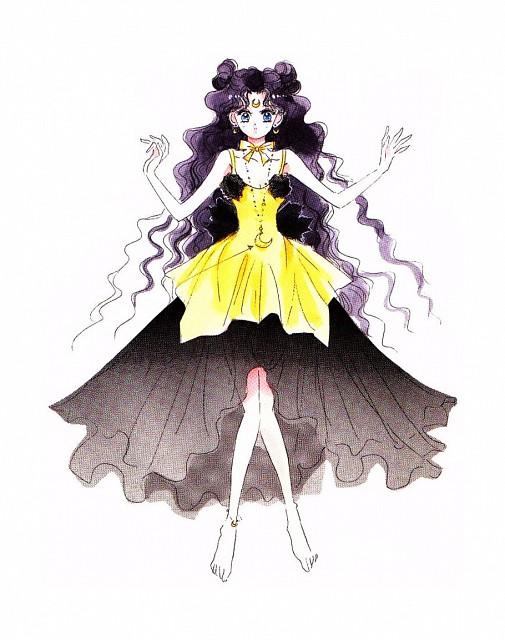 Naoko Takeuchi, Bishoujo Senshi Sailor Moon, Human Luna