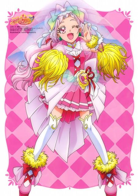 Toei Animation, HUGtto! Precure, Cure Yell, Pencil Board