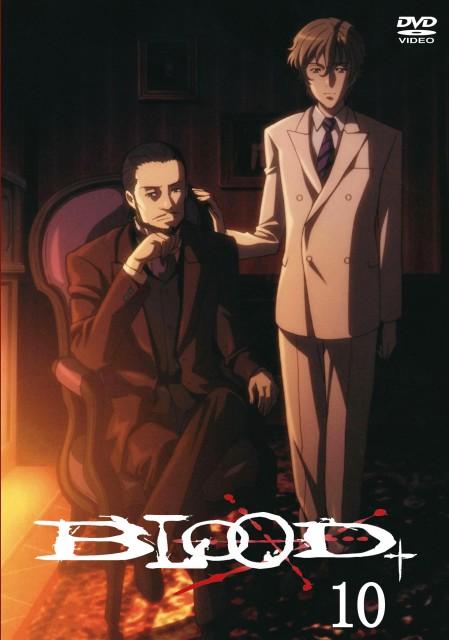 Production I.G, Blood+, Solomon Goldsmith, Amshel Goldsmith