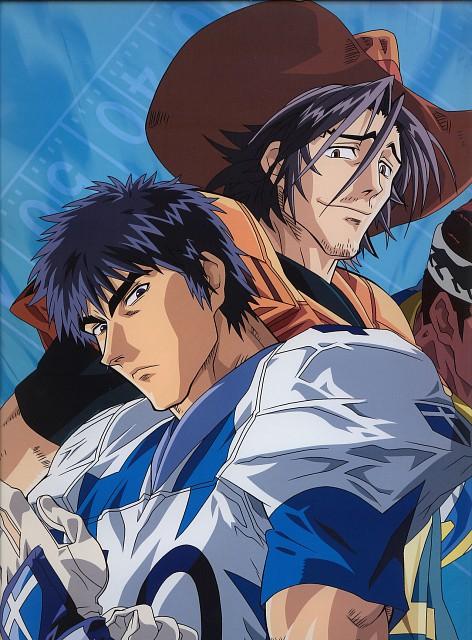 Yuusuke Murata, Studio Gallop, Eyeshield 21, Shin Seijurou, The Kid (Eyeshield 21)