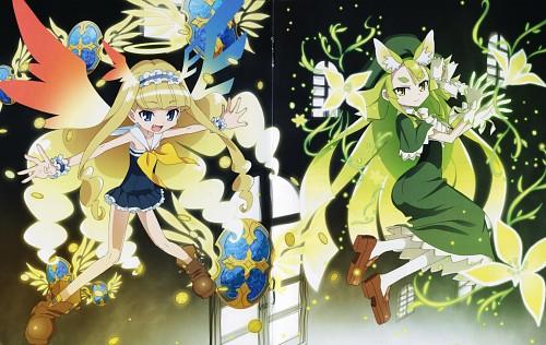 Tsukigami Lunar, Anime International Company, Aniplex, Genei wo Kakeru Taiyou, Ginka Shirokane