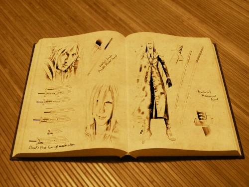 Square Enix, Final Fantasy VII: Advent Children, Kadaj, Cloud Strife, Sephiroth Wallpaper