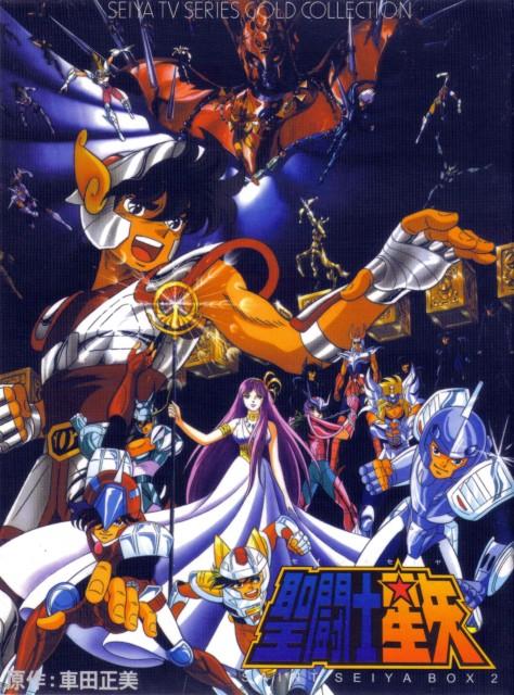 Masami Kurumada, Toei Animation, Saint Seiya, Tucana Shou, Saori Kido
