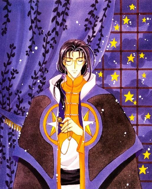 CLAMP, Madhouse, Cardcaptor Sakura, Cardcaptor Sakura Illustrations Collection 2, Clow Reed