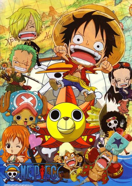 Eiichiro Oda, Toei Animation, One Piece, Nami, Brook