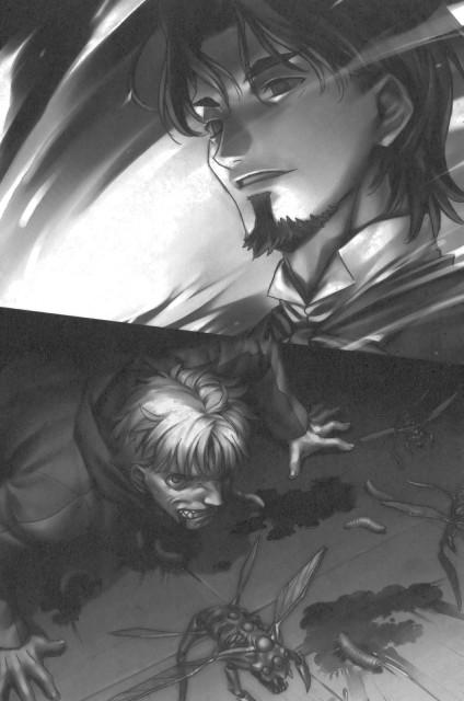 Ufotable, TYPE-MOON, Fate/Zero, Kariya Matou, Tokiomi Tohsaka