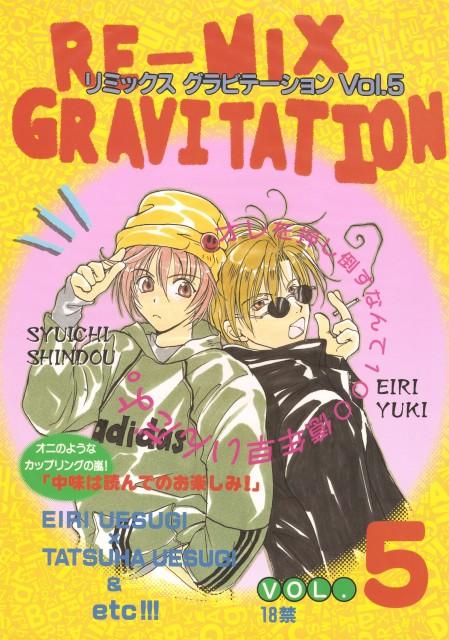 Maki Murakami, Studio DEEN, Gravitation, Eiri Yuki, Shuichi Shindou