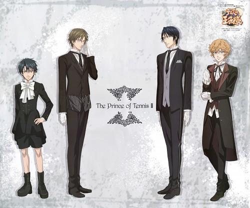 Takeshi Konomi, Production I.G, Prince of Tennis, Irie Kanata, Kunimitsu Tezuka