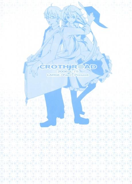 LARGE.Fact, Cloth Road, Fergus, Jennifer (Cloth Road), Doujinshi