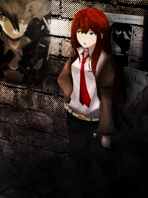 huke, Nitro+, White Fox, Steins Gate, Kurisu Makise
