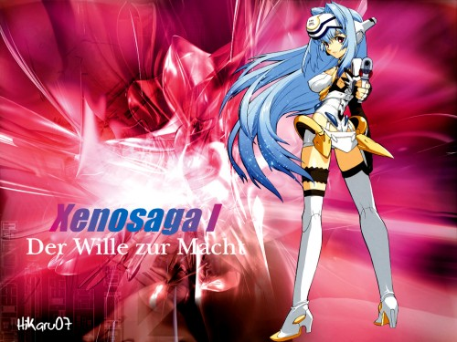 Xenosaga, KOS-MOS Wallpaper