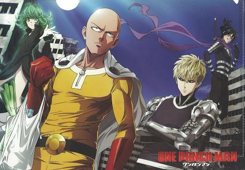 Yuusuke Murata, Onepunch-Man, Sonic (Onepunch-man), Genos, Tatsumaki