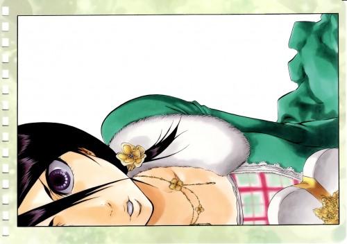 Kubo Tite, Bleach, Rukia Kuchiki, Calendar