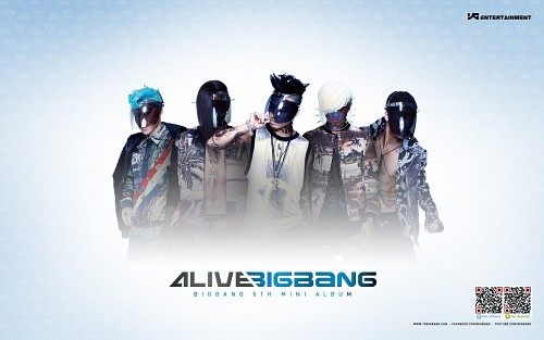 BIGBANG, Official Wallpaper