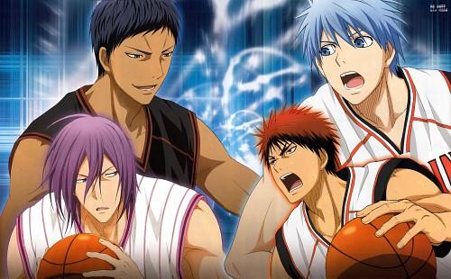 Tadatoshi Fujimaki, Production I.G, Kuroko no Basket, Atsushi Murasakibara, Daiki Aomine