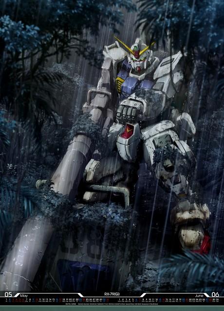 Mobile Suit Gundam: The 08th MS Team, Calendar