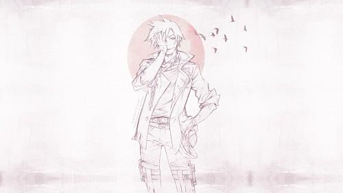 Katsura Hoshino, D Gray-Man, Lavi Wallpaper