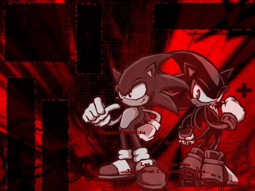 Sonic Series Wallpaper