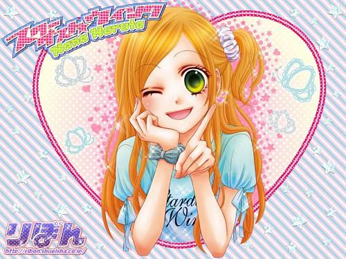 Nana Haruta, Stardust Wink, Anna Koshiro, Official Wallpaper